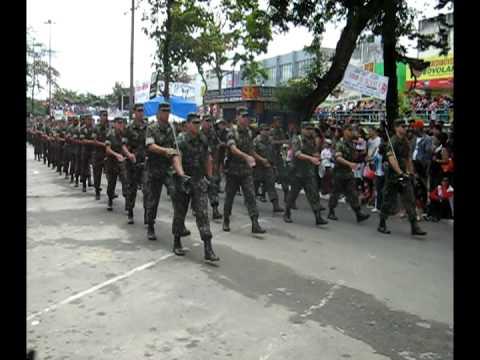 Desfile Sete de Setembro 2008 Garanhuns