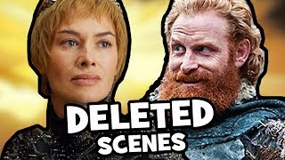 Game of Thrones SEASON 7 DELETED SCENES Explained + Cersei Season 8 Theory