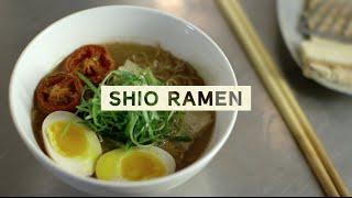How To Make Shio Ramen With Ivan Orkin