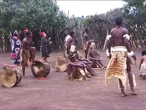 Zoulou Danse de Sipiwé