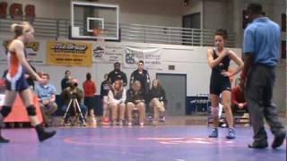 Emily Harper (UWRF) vs. Brittney Bertolani (Missouri Valley College)
