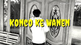 Parody Konco Ke Wanen. Cerito Lucu.  Film Komedi Pendek Cah Purwodadi. #SKP. [Di Jamin Ketawa]