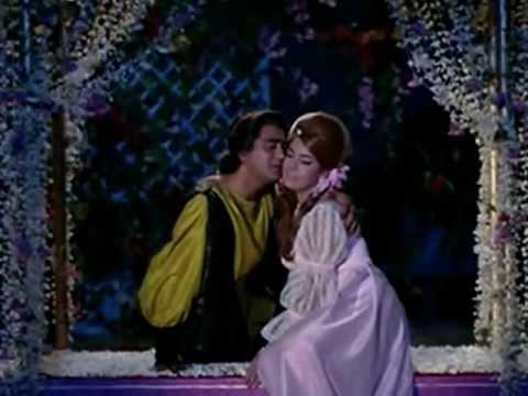 HUMRAAZ (1967) tu husn hai main ishq hoon Asha Mahendra Ravi Sahir