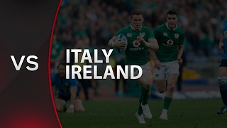 Six Nations Rugby 2017 Round Two: Italy vs Ireland Full Game HD