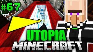 WAS ist DAS?! - Minecraft Utopia #067 [Deutsch/HD]