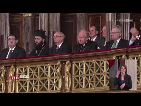 2017/01/26 Sitzungseröffnung der Bundesversammlung