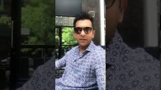 Tahsan welcoming you for Love in Dhaka Concert
