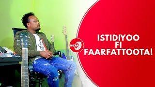 MO'AA TV Dirree Faarfannaa EPISODE 06 Studio fi Faarfataa