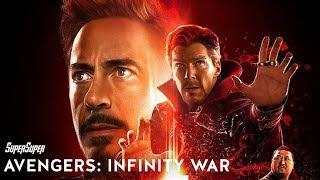 Ending of Avengers: Infinity War Explained in Hindi | SuperSuper
