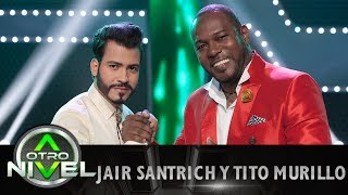 'El rey' - Jair Santrich y Tito Murillo - Fusiones  | A otro Nivel