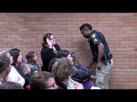 Xxx Mp4 Vermilion Teacher Escorted Out Of School Board Meeting In Handcuffs 3gp Sex