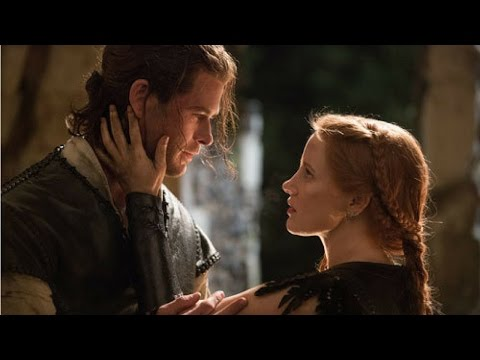 The Huntsman: Winter's War Sara and Eric love story part 1