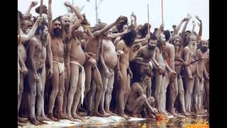 Kumbh Mela 2016, Naga Sadhu Procession And Bath