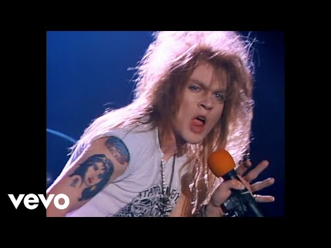 Guns N' Roses - Welcome To The Jungle