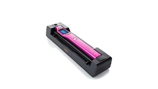 VuPoint Magic Wand 4 Portable Scanner with Dock Bundle