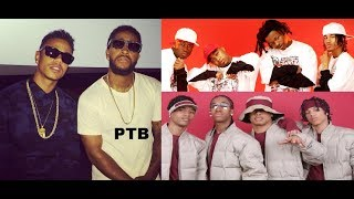 "Pretty Ricky Unites B2K & Lil Fizz AIRS Omarion OUT ""U Post To Be with us!"" 🐸☕️"