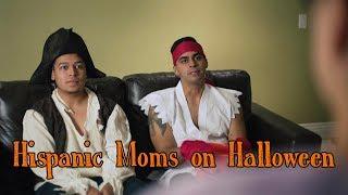 Hispanic Moms on Halloween |David Lopez