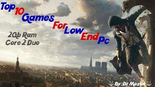 Top 10 Low End Pc Games With Download Link (Highly Compressed)