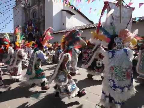 Fiestas patronales en San Felipe del Progreso Edomex.