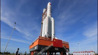 China launches Long March-5 Y2 heavy-lifting rocket