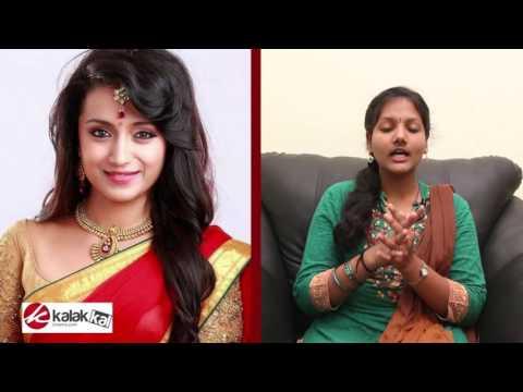 Xxx Mp4 Trisha Scares As Mohini 3gp Sex