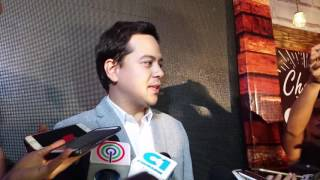 John Lloyd Cruz reacts on the