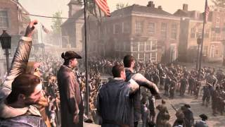 Assassin's Creed III Trailer ft. Imagine Dragons' Radioactive