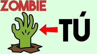 Qué pasaria si tú fueras el primer zombie! y no un sobreviviente