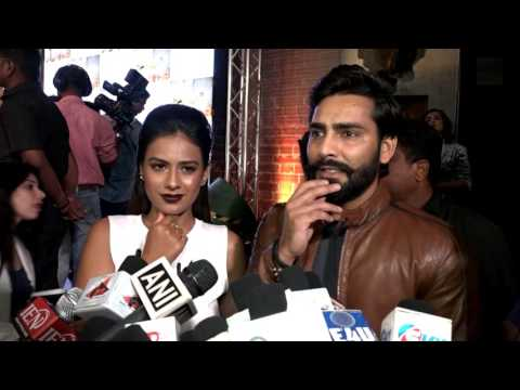 Manveer Gurjar and Nia Sharma | Colors TV show Launch | Khatron Ke Khiladi Season 8
