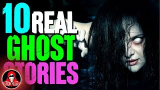 10 REAL Ghost Stories - Darkness Prevails