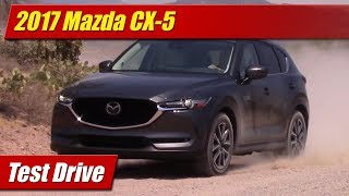 2017 Mazda CX-5 Grand Touring: Test Drive