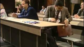 Mr Bean - School exam