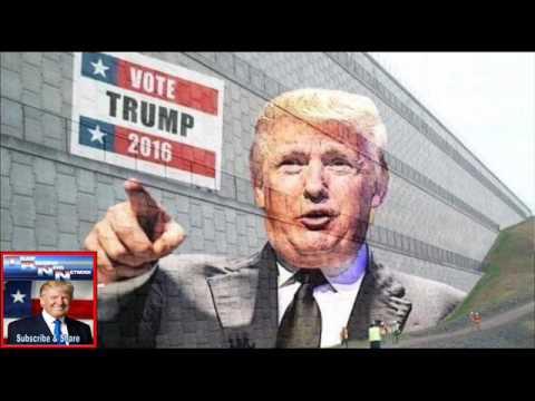Border Wall Showdown Team Trump Threatens Government Shut Down Over Beautiful Wall