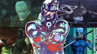 Metal Gear Solid: Ranking Every Boss Battle From Worst To Best