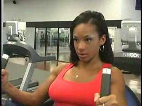 AREA 309 Fitness Model Shoot Christina Watson