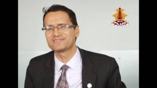 Yuwa Ra Rojgar with Dr. Pramod Dhakal about Open University in Nepal by Niranjan Jnawali