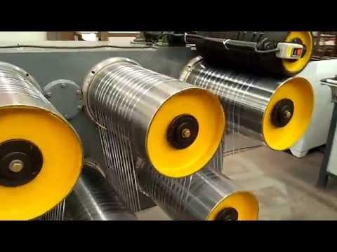 PP PE monofilament extruder machine    HAIDAI Rope Machinery   Emily