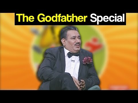 Khabardar Aftab Iqbal 12 October 2017 - The Godfather Special - Express News