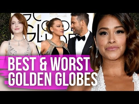 Best & Worst Dressed Golden Globes 2017 Dirty Laundry