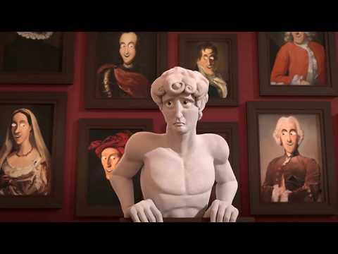 Xxx Mp4 CGI Animated Short Film HD The D In David By Michelle Yi And Yaron Farkash CGMeetup 3gp Sex
