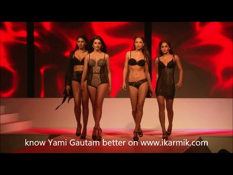 Xxx Mp4 Yami Gautam In Hot Lingerie Beachwear Fashion Show 3gp Sex