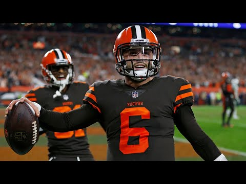 Baker Mayfield s FULL Rookie Highlights