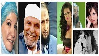 شاهد حقيقة زواج 5 شيوخ من 7 فنانات أبرزها زواج الشعراوي وشادية وحسان وندا
