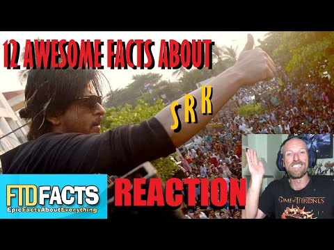 12 Awesome Facts About Shahrukh Khan | FTD Facts | Reaction