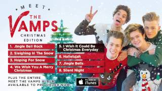 'Meet The Vamps - Christmas Edition' Album Sampler