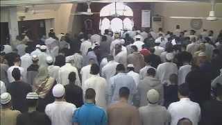 Taraweeh Prayer - Day 7: Qari Umar Mukadam, Qari Zakaullah Saleem & Qari Zubair ibn Ayoub