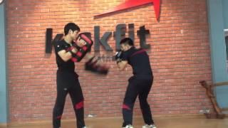 Boxing cơ bản - 1 , dạy học kickboxing - Võ Thuật