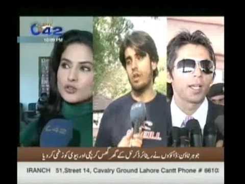 Veena Asif Babrik Love Scandal
