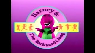 Barney & The Backyard Gang Songs (Versions Mixed & Pitched Down)