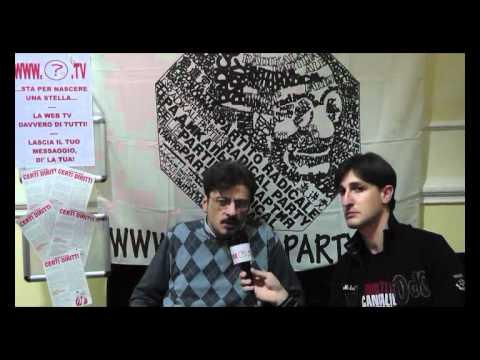 39mo congresso PRNTT - Intervista a Alfredo Pauciulo
